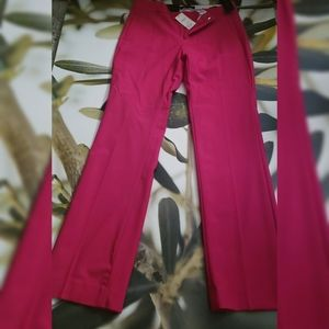 Banana Republic Hot pink trousers